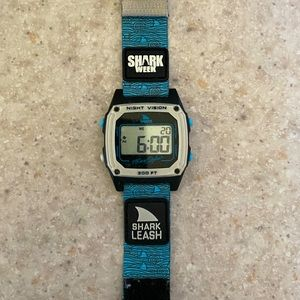 Shark Leash Watch
